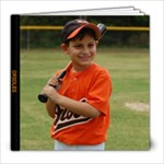Orioles 20 pg - 8x8 Photo Book (20 pages)