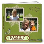 fAMILY ALBUM - 12x12 Photo Book (20 pages)