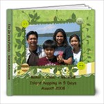 Island Adventure - 8x8 Photo Book (30 pages)