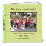 08-09 class book - 8x8 Photo Book (20 pages)