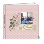 Nagwa - 6x6 Photo Book (20 pages)