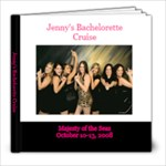 Bachelorette Photo Book - 8x8 Photo Book (20 pages)