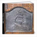 Pirates Book - 8x8 Photo Book (30 pages)