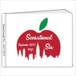 Sensational Six NYC - 7x5 Photo Book (20 pages)