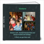 Venters family album - 8x8 Photo Book (20 pages)