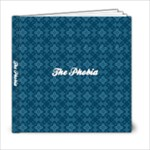 The Phobia - 6x6 Photo Book (20 pages)