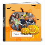 Fall book - 8x8 Photo Book (20 pages)