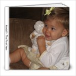 Kendall s first year - 8x8 Photo Book (20 pages)