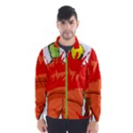 PAIN BREAKER - Men s Windbreaker