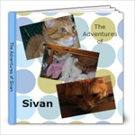 The Adventures of Sivan - 8x8 Photo Book (20 pages)