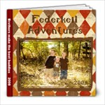 federkeil boys - 8x8 Photo Book (20 pages)