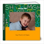 NICHOLAS - 8x8 Photo Book (30 pages)