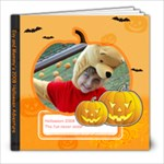Evys 2008 Halloween - 8x8 Photo Book (20 pages)