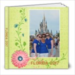Florida17 - 8x8 Photo Book (20 pages)