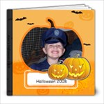 halloween123 - 8x8 Photo Book (20 pages)
