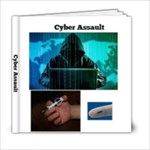 Cyber Assault book - 6x6 Photo Book (20 pages)
