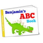 ben abc - 7x5 Deluxe Photo Book (20 pages)