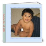 Atchuthan - 8x8 Photo Book (30 pages)