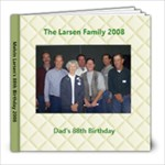 Melvin b-day - 8x8 Photo Book (20 pages)