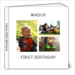 MADUX - 8x8 Photo Book (20 pages)