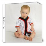 David Henry May - 8x8 Photo Book (30 pages)