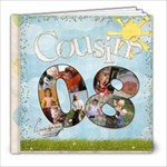 The cousins book - 8x8 Photo Book (20 pages)