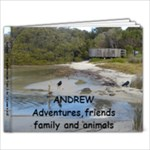 Andrew 5-10 - 11 x 8.5 Photo Book(20 pages)