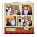Christmas 2013: - 8x8 Photo Book (20 pages)