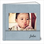 Baby 8x8 - 8x8 Photo Book (20 pages)