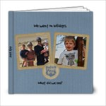 Hughes Lowe road trip - 6x6 Photo Book (20 pages)