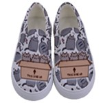 shoe 1 - Kids  Canvas Slip Ons