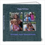 Mom s Project - 8x8 Photo Book (20 pages)