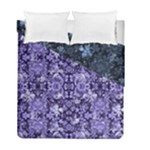 Crystal Color Reversible Comforter - Duvet Cover Double Side (Full/ Double Size)