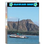 Hawaii January 2017 - 9x12 Deluxe Photo Book (20 pages)
