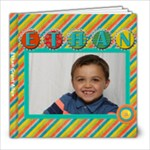 Ethan Scrapbook 2018 - 8x8 Photo Book (20 pages)