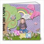 Kelly s ABC book - 8x8 Photo Book (20 pages)