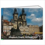 singapore, prague, germany. 2018 - 11 x 8.5 Photo Book(20 pages)