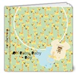 Oh Baby, Baby - Boy 8x8 Photo Book - 8x8 Deluxe Photo Book (20 pages)