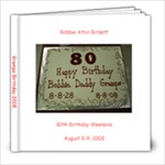 Gramps BD - 8x8 Photo Book (20 pages)