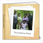 the Humphreys - 8x8 Photo Book (20 pages)