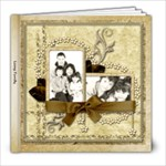 Photo Book for Parents in law - 8x8 Photo Book (20 pages)