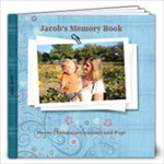 grammy and pop - 12x12 Photo Book (20 pages)