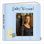 Aneta Baby Shower - 8x8 Photo Book (20 pages)