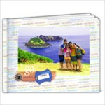 Palaui - 9x7 Photo Book (20 pages)