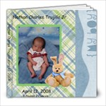Baby Nates Book - 8x8 Photo Book (20 pages)