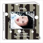 1 - 8x8 Photo Book (20 pages)