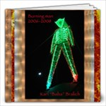 BurningMan 12x12 21 pages - 12x12 Photo Book (20 pages)