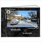 Jane Marble 9x7 Book (20 Pages) - 9x7 Photo Book (20 pages)