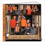 Chasse 2018 - 8x8 Photo Book (20 pages)