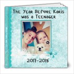 When Karis was 12, 2018 - 8x8 Photo Book (20 pages)